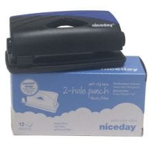 hole punch, 2 hole
