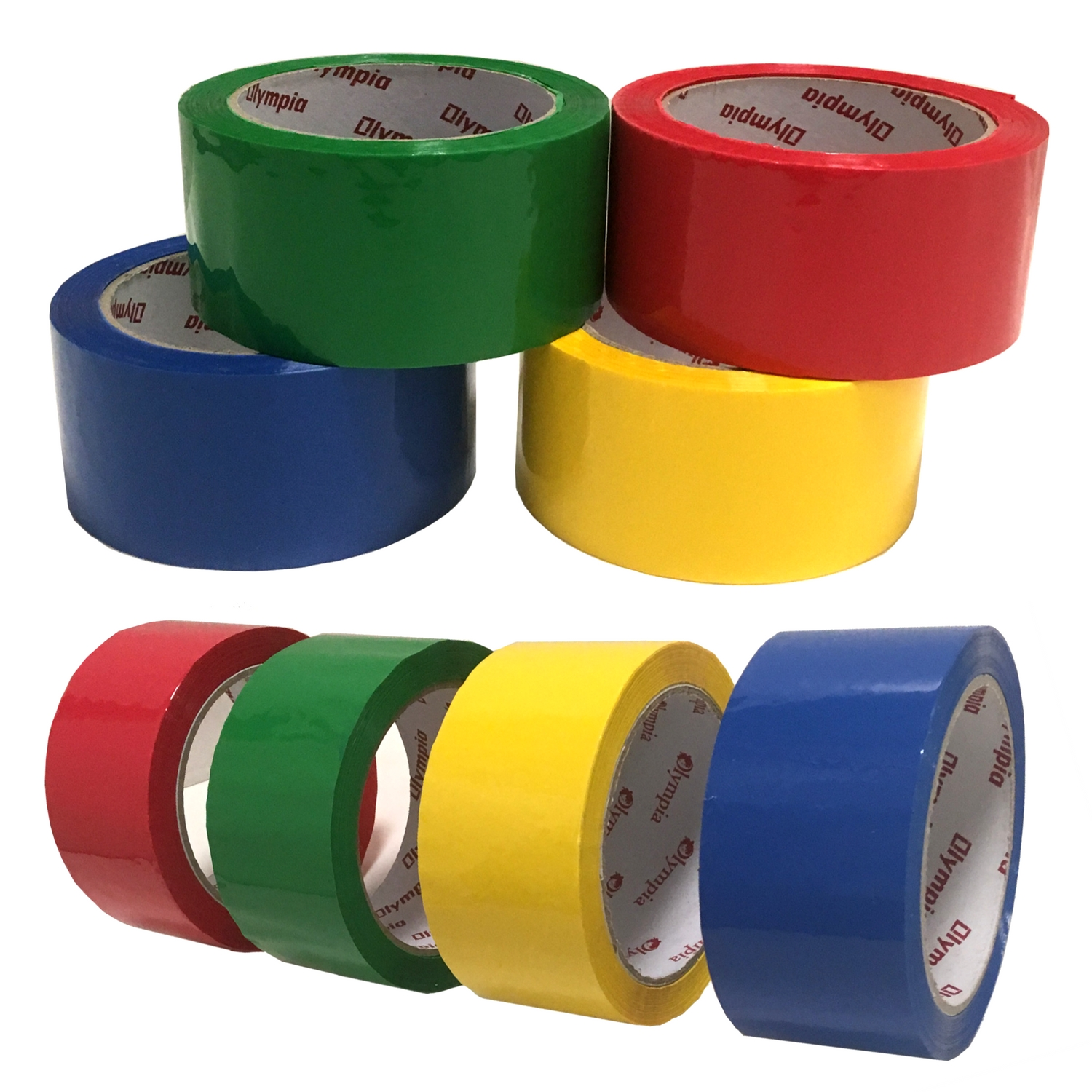 Coloured Polypropylene Tape Packaging Products Online