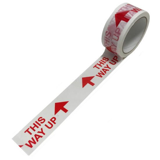 This Way Up Packaging Tape Individual