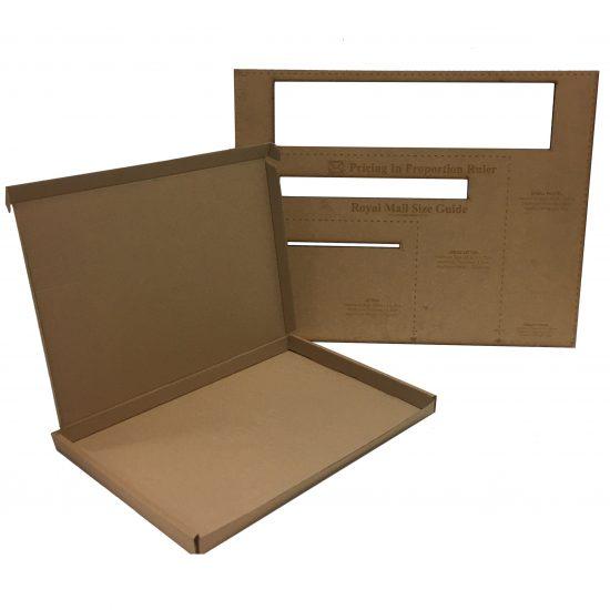 C4 Cardboard Royal Mail PIP Box