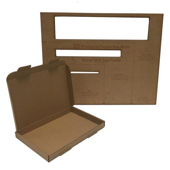 C5 Cardboard Royal Mail PIP Box