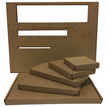 Group Royal Mail PIP Cardboard Boxes