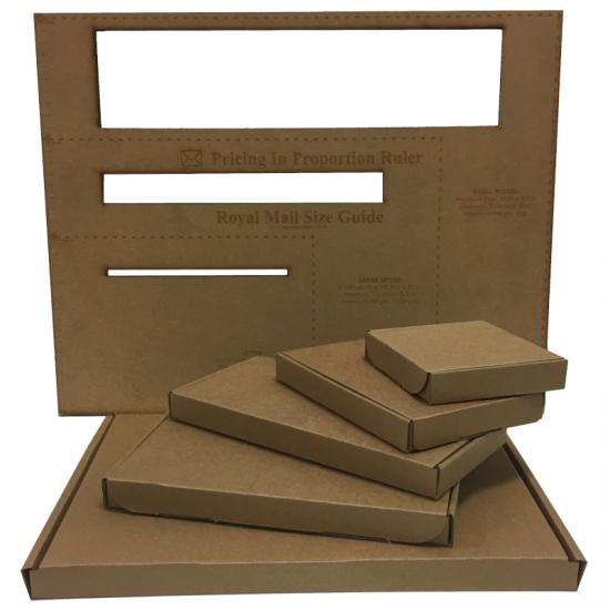 Group Royal Mail PIP Cardboard Boxes
