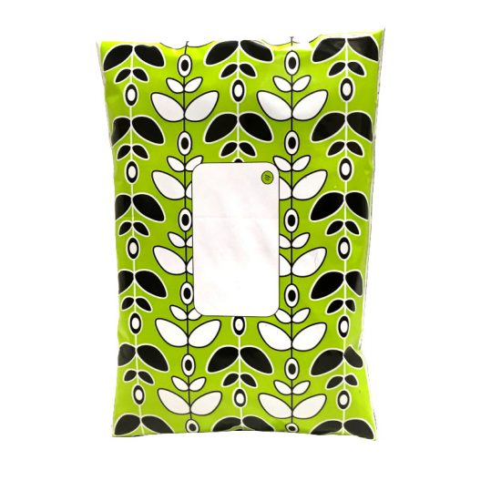 Green Petal Divinely Different Mailing Bags