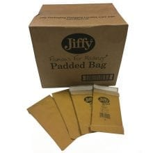 Jiffy Green Padded Envelopes
