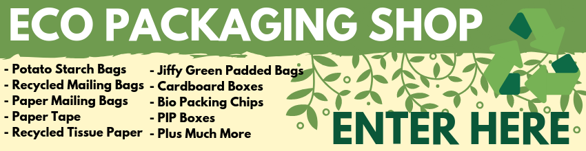 Eco Packaging Banner